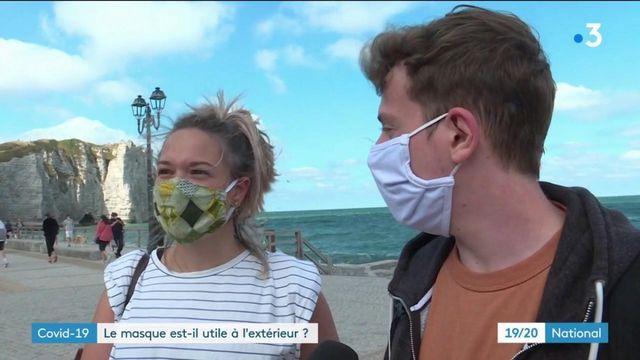 Coronavirus : le masque bientôt obligatoire dans certaines zones de Paris