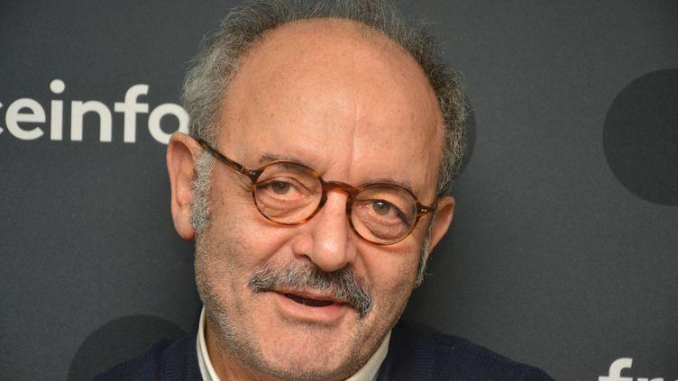 Louis Chedid,auteur-compositeur-interprète, écrivain et réalisateur. (JEAN-CHRISTOPHE BOURDILLAT / RADIO FRANCE)
