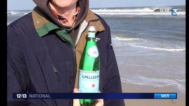 Insolite : un Breton a récupéré une bouteille lancée à la mer depuis les Etats-Unis