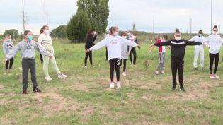 Sport chez les jeunes. (FRANCE 3)