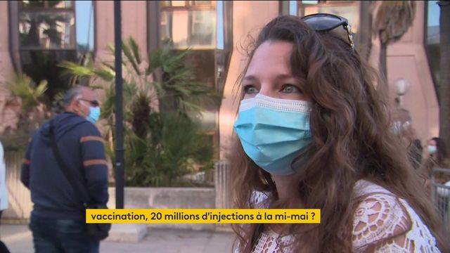 Covid-19 : la vaccination se poursuit malgré le jour férié, l'objectif des 20 millions de vaccinés en ligne de mire