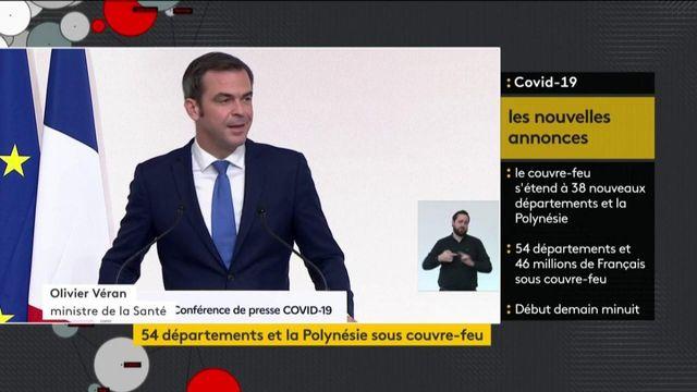 Covid-19 : Olivier Véran répond sur la responsabilité des jeunes