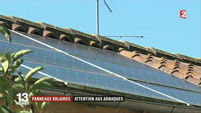 Panneaux solaires : les multiples arnaques