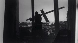 """Photographie issue de l'exposition de Richard Bellia, """"confinement une quarantaine de photos"""" (Richard Bellia)"""