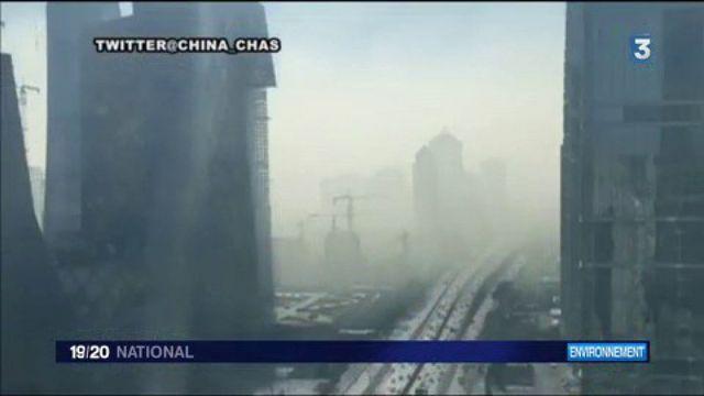 Pollution : la situation inquiétante de la Chine