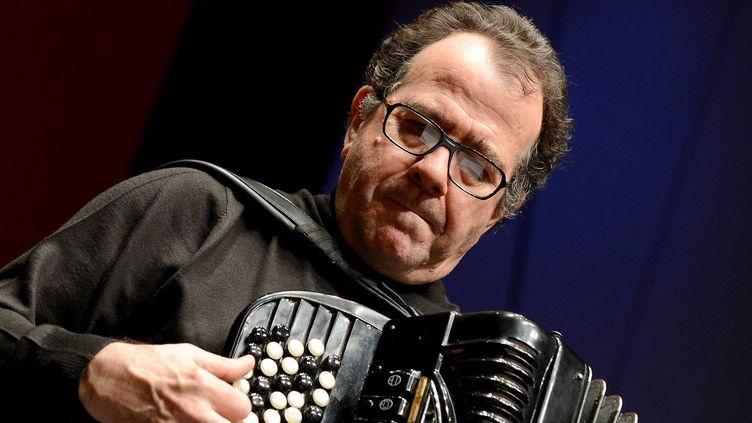 L'accordéoniste Richard Galliano - Festival Folle journée de Nantes (janvier 2015)  (Marc Ollivier / Photo PQR/ Ouest France)