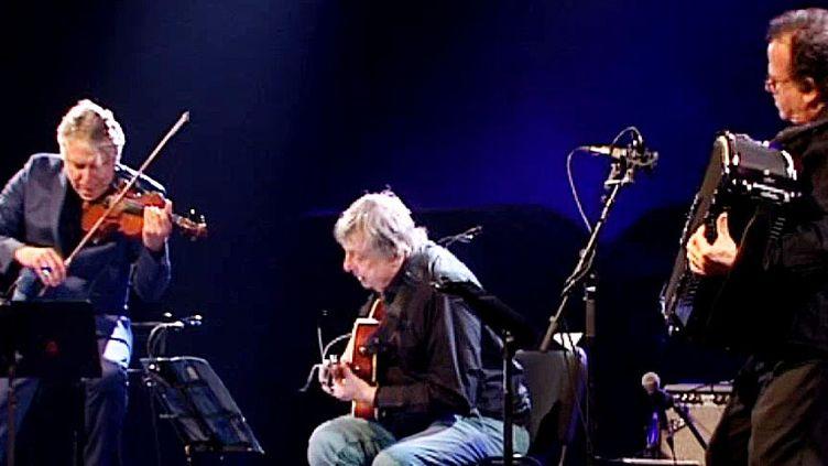Lockwwod, Catherine et gallaino sur scène à Saint-Gaudens  (France 3 / Culturebox)