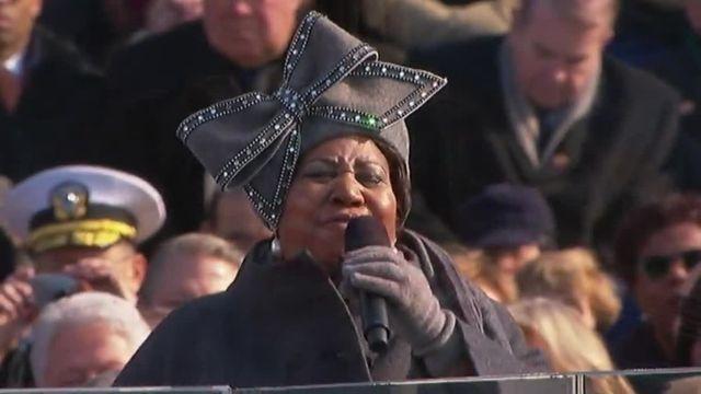 VIDEO. Aretha Franklin annonce la fin de sa carrière: retour sur cinq de ses plus belles prestations