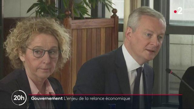 Un plan de relance économique majeur dirigé par Bruno Le Maire