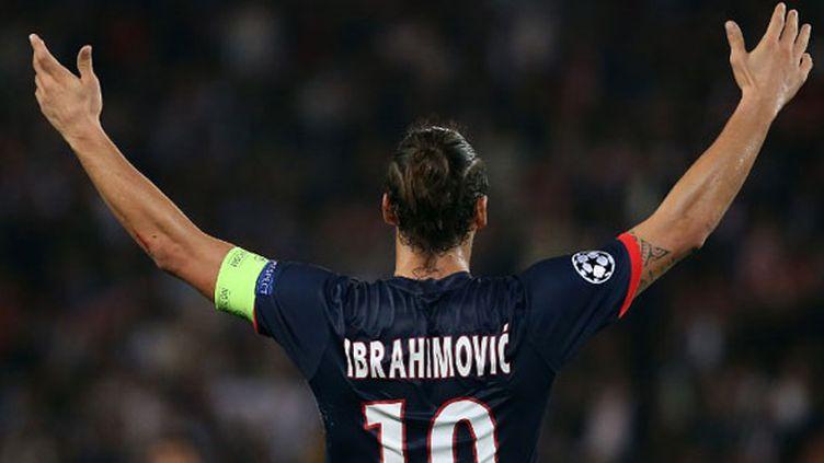 Zlatan Ibrahimovic, titulaire face à Bastia
