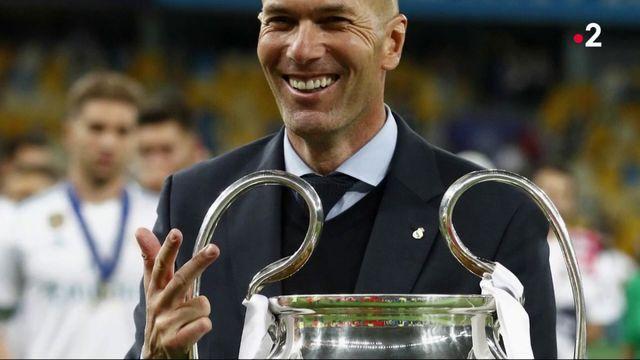 Football : Zinédine Zidane quitte le Real Madrid