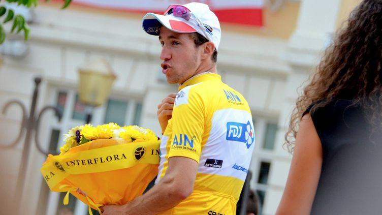 Alexandre Geniez, vainqueur du Tour de l'Ain. (PICASA)
