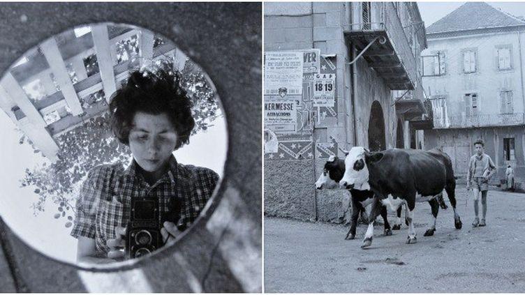 Les Docks-Village rendent hommage à la photographe américaine Vivian Maier  (Association Vivian Maier et le Champsaur / donation John Maloof)