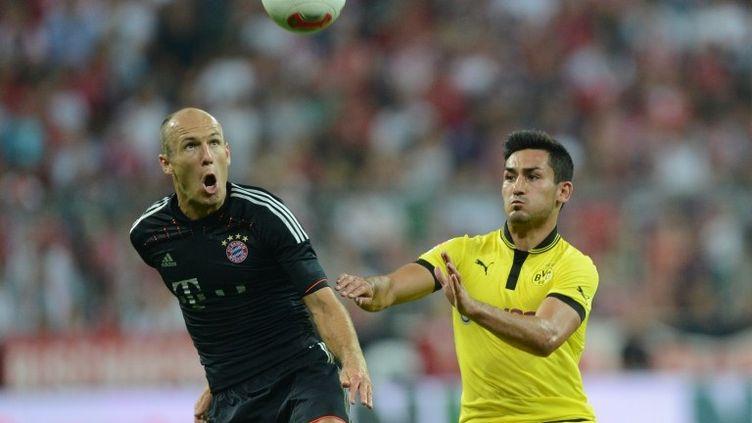 Le Munichois Arjen Robben