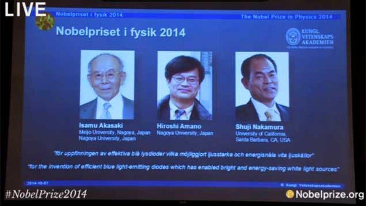 (Les lauréats du Nobel de physique, dévoilé à Stockholm tout à l'heure)