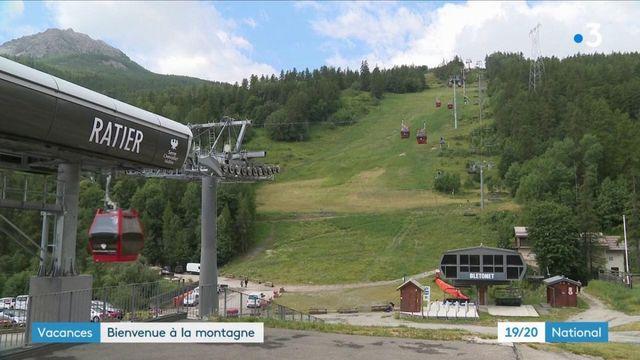 Vacances : bienvenue à la montagne