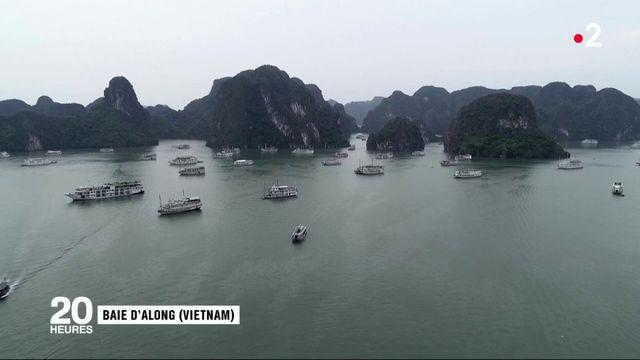 Voyage : la baie d'Along, un paradis menacé