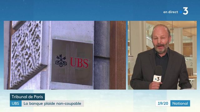Procès UBS : la banque plaide non coupable