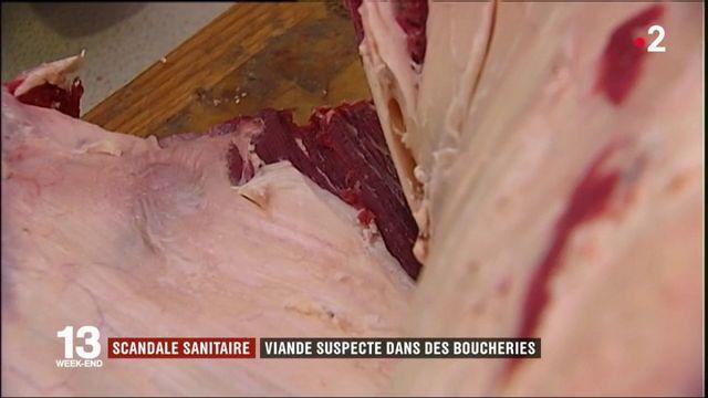 Scandale sanitaire : viande suspecte dans les boucheries en France