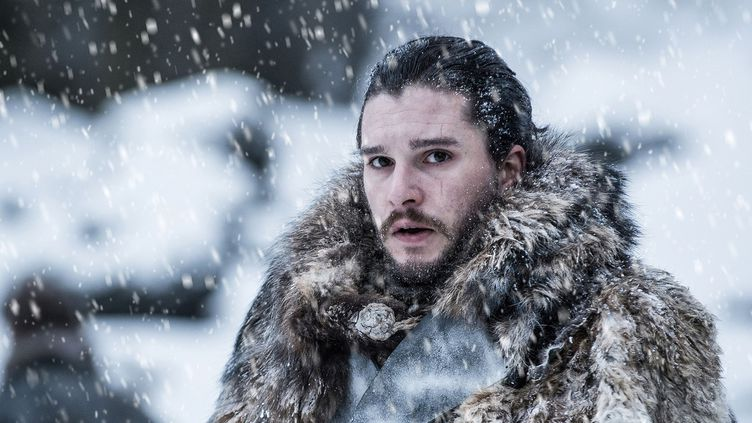 """Le personnage de Jon Snow incarné par l'acteur Kit Harington, dans la saison 7 de """"Game of Thrones"""".  (HBO)"""