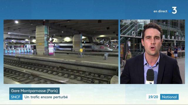 SNCF : pourquoi les conditions de trafic se dégradent-elles à Montparnasse ?