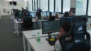 Le secteur de la vente en ligne ne connait pas la crise. Malgré la récession économique, l'entreprise LDLC ne renonce pas à son projet : passer à 32 heures par semaine tout en augmentant les salaires. (France 3)