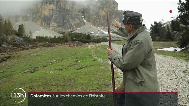 Dolomites : un massif chargé d'histoire