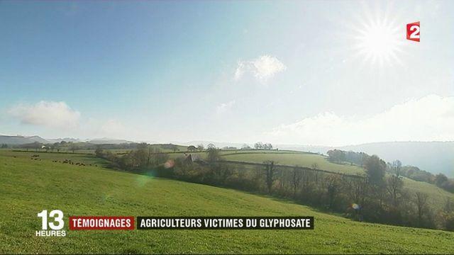 Témoignages : des agriculteurs victimes du glyphosate se livrent