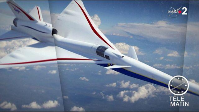 La NASA veut son Concorde