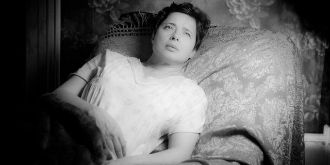 "Isabella Rossellini dans ""Ulysse, souviens-toi !"" de Guy Maddin  (Ed Distribution)"