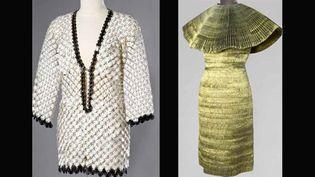 300 robes, accessoires et bijoux sont vendus fin janvier à Paris  (Paco Rabanne)