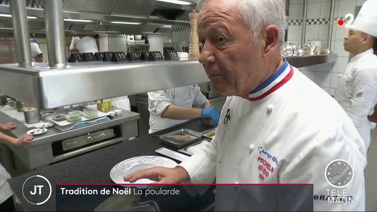 Le chef étoilé Georges Blanc (France 2)