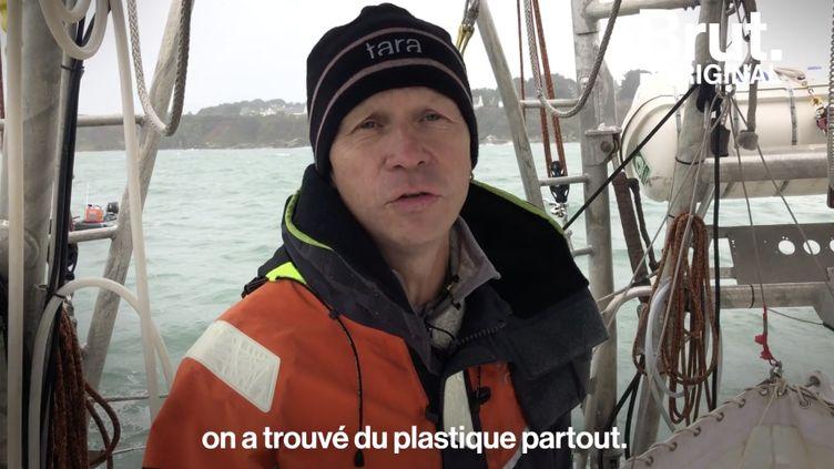 VIDEO. La Fondation Tara Océan est remontée aux origines de la pollution plastique en mer (BRUT)