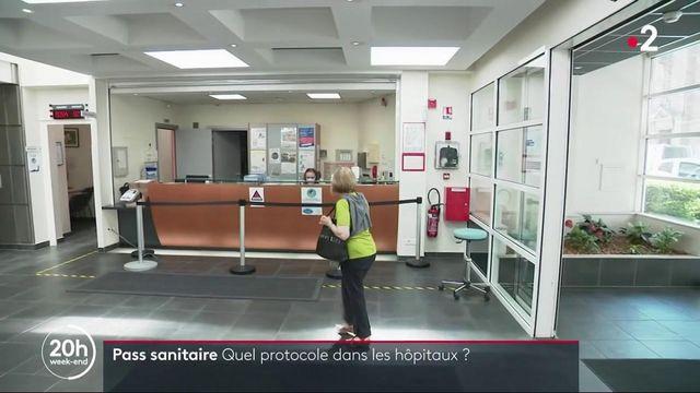 Pass sanitaire : la mesure divise dans les hôpitaux