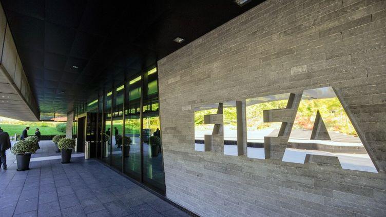 Le siège de la FIFA (SEBASTIEN BOZON / AFP)
