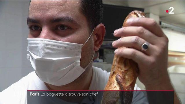 Baguette : Akram Makrout, lauréat du prix de Paris et nouveau fournisseur de l'Élysée