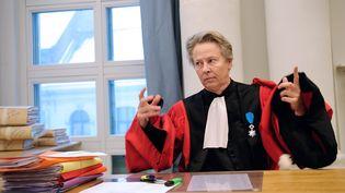 Luc Frémiot,avocat général près la cour d'appel de Douai. (PHILIPPE HUGUEN / AFP)