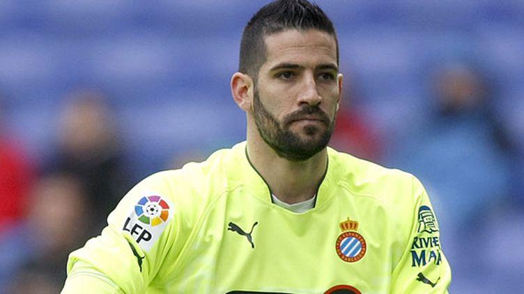 Le gardien espagnol Kiko Casilla