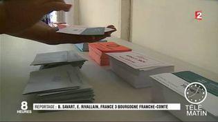 Les maires recherchent des assesseurs. (FRANCE 2)