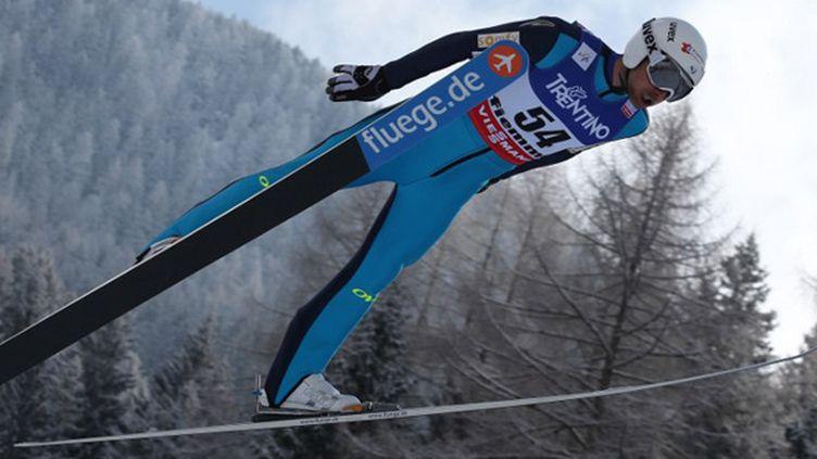 Jason Lamy-Chappuis, leader de l'équipe de France de combiné nordique