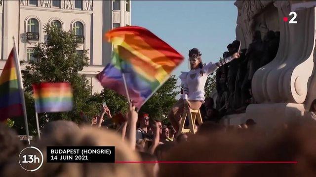 Hongrie : la polémique enfle autour d'une loi homophobe
