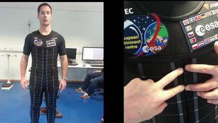 Espace : un atelier italien a réalisé une combinaison sur mesure pour Thomas Pesquet (France 3)
