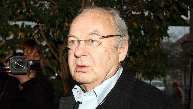 Siné à Lyon le 27 janvier 2009  (Pascal Fayolle / Sipa)