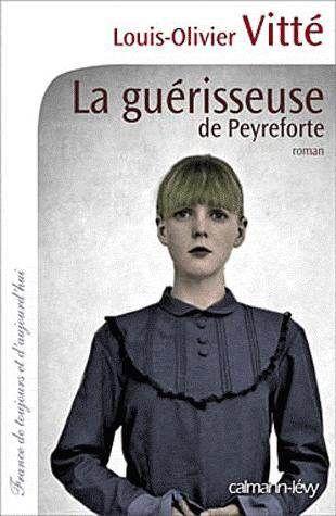 Couverture du livre de Louis-Olivier Vitté  (Calmann-Lévy)