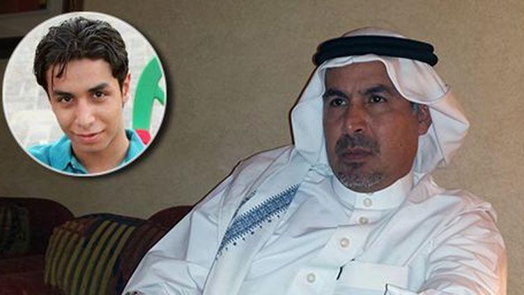 Mohammed al-Nimr, le père d'Ali, menacé d'exécution en Arabie-Saoudite. (AFP/ STR)