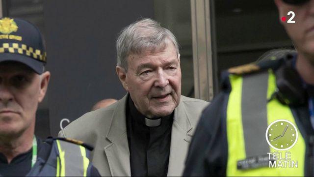 Australie : le cardinal Pell condamné à 6 ans de prison pour pédophilie