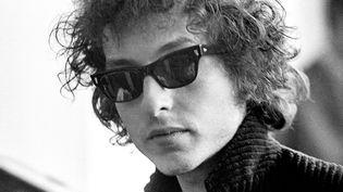 Bob Dylan à Stockholm le 28 avril 1966  (Ronny Karlsson / DN / TT NEWS AGENCY / TT News Agency/AFP)