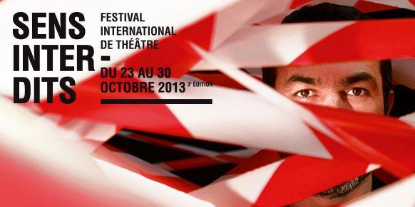 L'affiche du festival Sens Interdits  (Festival Sens Interdits)
