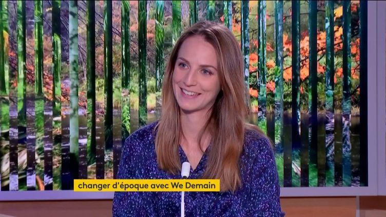 Séverine Mermilliod (FRANCEINFO)
