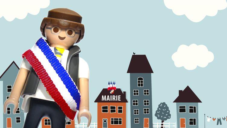 Pour être maire, il faut être français, avoir au minimum 18 ans, et résider dans la commune où l'on aimerait être élu. ( GETTY IMAGES / BASTIEN HUGUES / FRANCETV INFO)